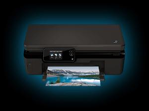 imprimante tout en un hp photosmart 5520 e all in one. Black Bedroom Furniture Sets. Home Design Ideas